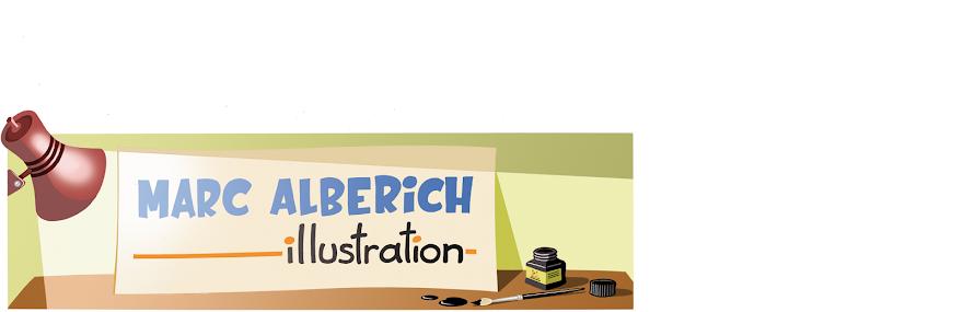Marc Alberich Il·lustrador