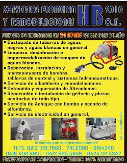 REMODELACIONES HB 2010 C.A. en Paginas Amarillas tu guia Comercial