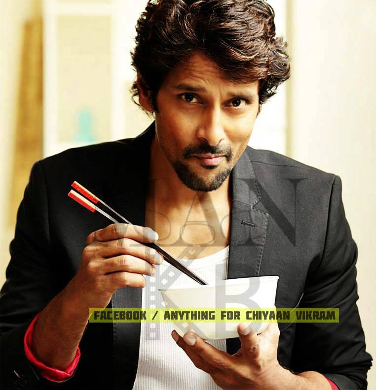 All In Our Hand: Vikram In New Look