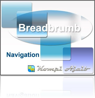 Membuat Breadcrumbs Di Blogger