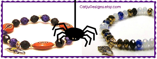 Catju Designs Jewelry on Etsy
