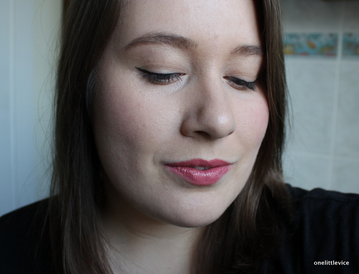 one little vice uk beauty blog: mac lipstick collection review