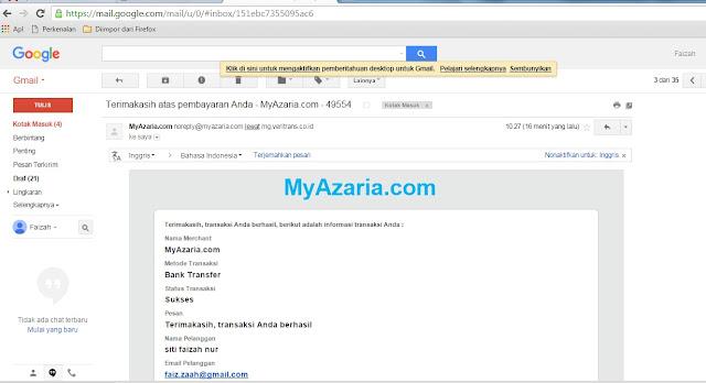 Panduan Menjalankan Bisnis Dropshiper Produk Azaria