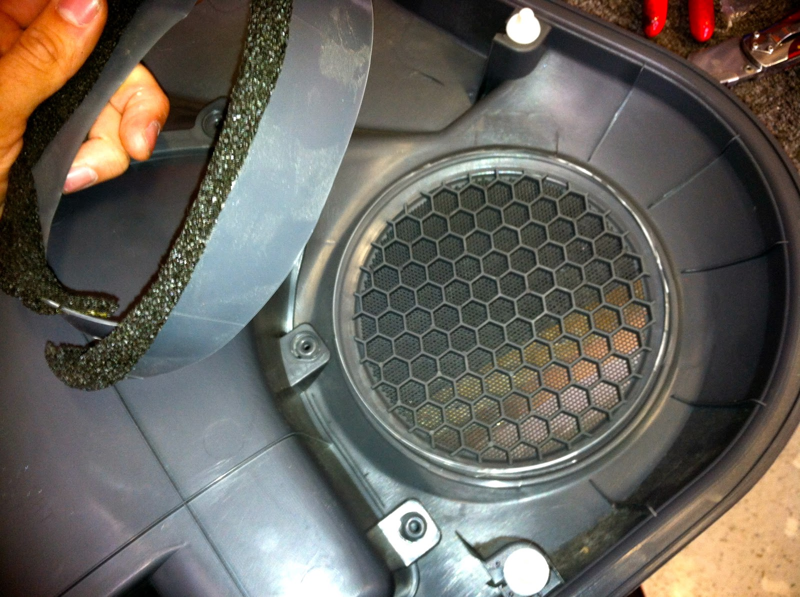 Honda Accord Front Speaker Installation Tips Automotive Zone Wiring Car Audio Speakers