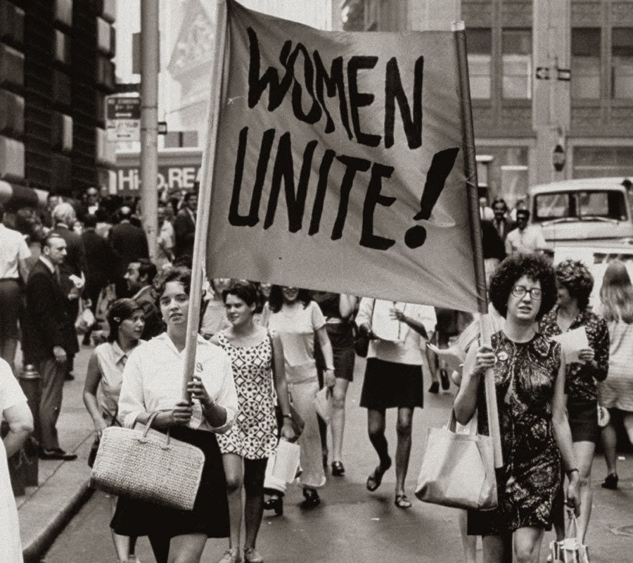 Sublime Mercies: Radiant Orchid, Acid Trips, and Women's Lib Women Rights Movement 1970
