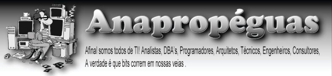 Anapropéguas - Novidades do Mundo da Tecnologia