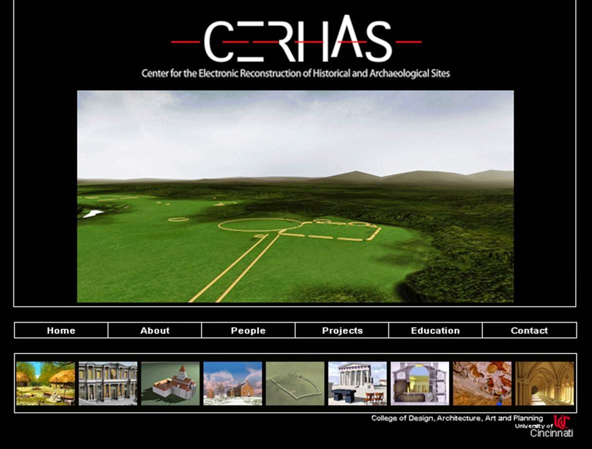 Center for the Electronic Reconstruction of Historical and Archaeological Sites (CERHAS).