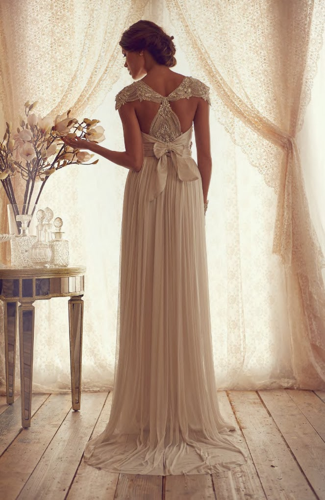 Anna campbell 2013 gossamer collection part 1 belle for Anna campbell wedding dresses