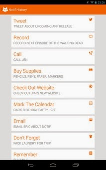 Notif Pro apk full download