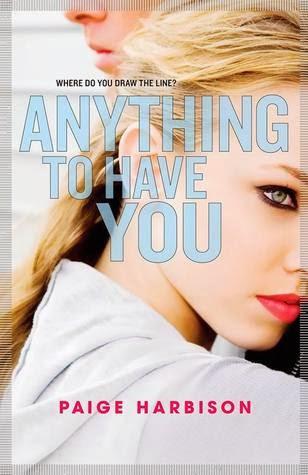 book cover of Anything To Have You by Paige Harbison