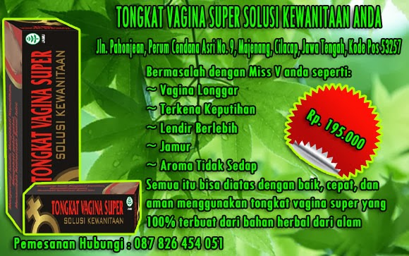 tongkat vagina super