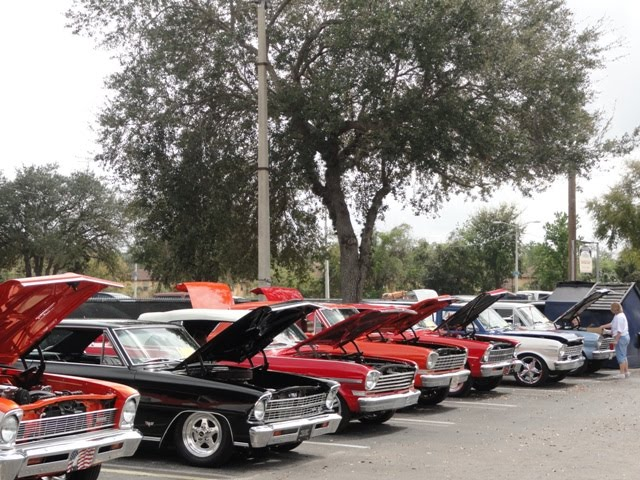 Calling All Rodders Old Town Kissimmee Florida Car Show - Old town florida car show