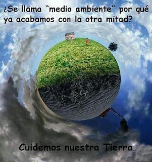 Dia del Medio Ambiente, parte 1