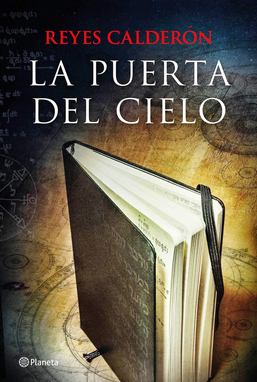 Día del Libro: La Puerta del cielo, de Reyes Calderón Cuadrado.