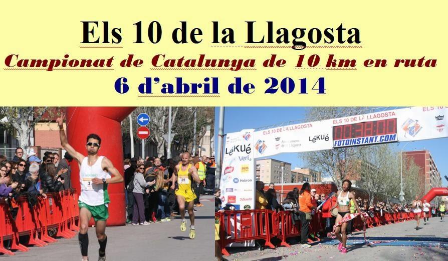 Els 10 de la Llagosta 2014