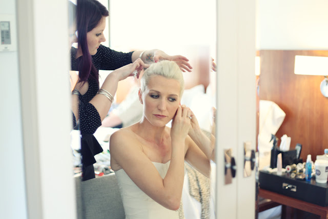 the westin melbourne wedding suite bride
