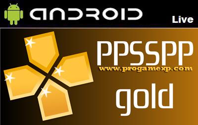 PPSSPP Gold v.0.5.APK Emulator PSP