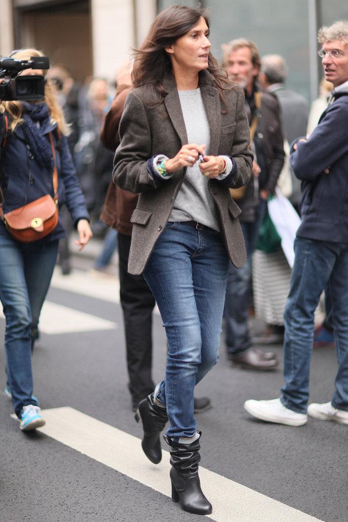 My fashion tricks street style paris fashion week s s 2013 Fashion week paris 2013 street style