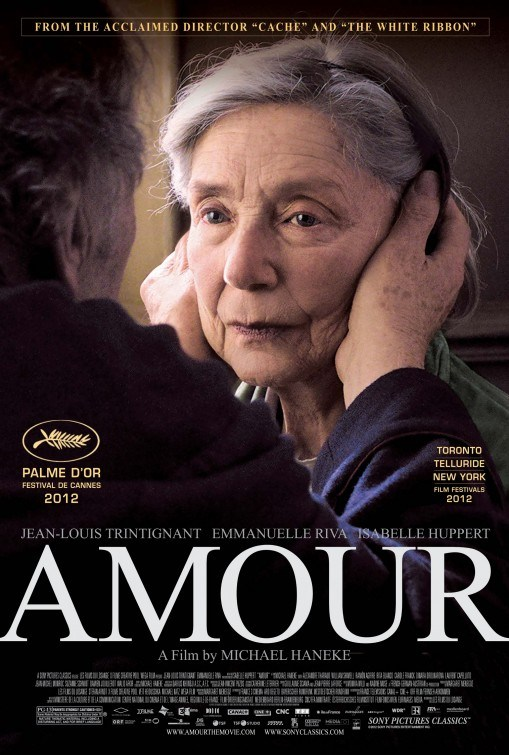 amour film poster Amor [2012] [DVD Screener] [Castellano]