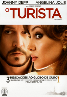 O Turista (The Tourist) (2011) BD-Rip Dual Áudio Torrent