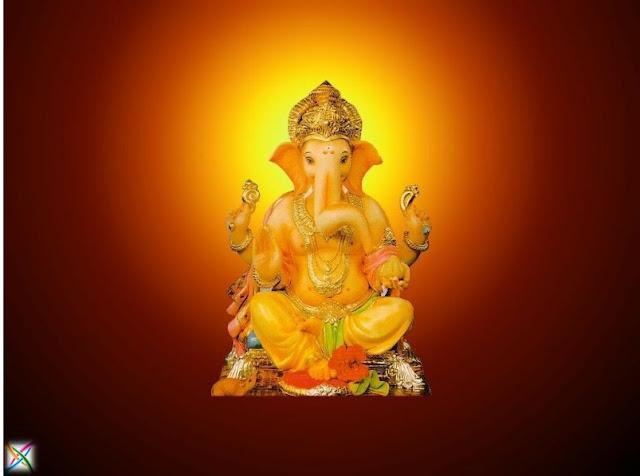 Ganesh Chaturthi Ganapati Aarti lord Ganesha Wallpaper Mantra Festival Wishes Vinayaka Chavithi