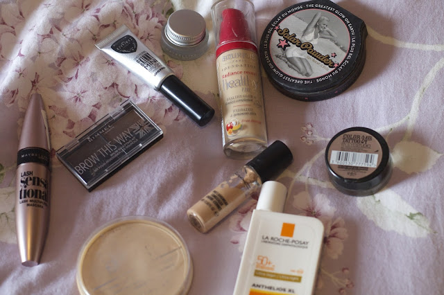 Bourjois, Soap and Glory, Maybelline Mac