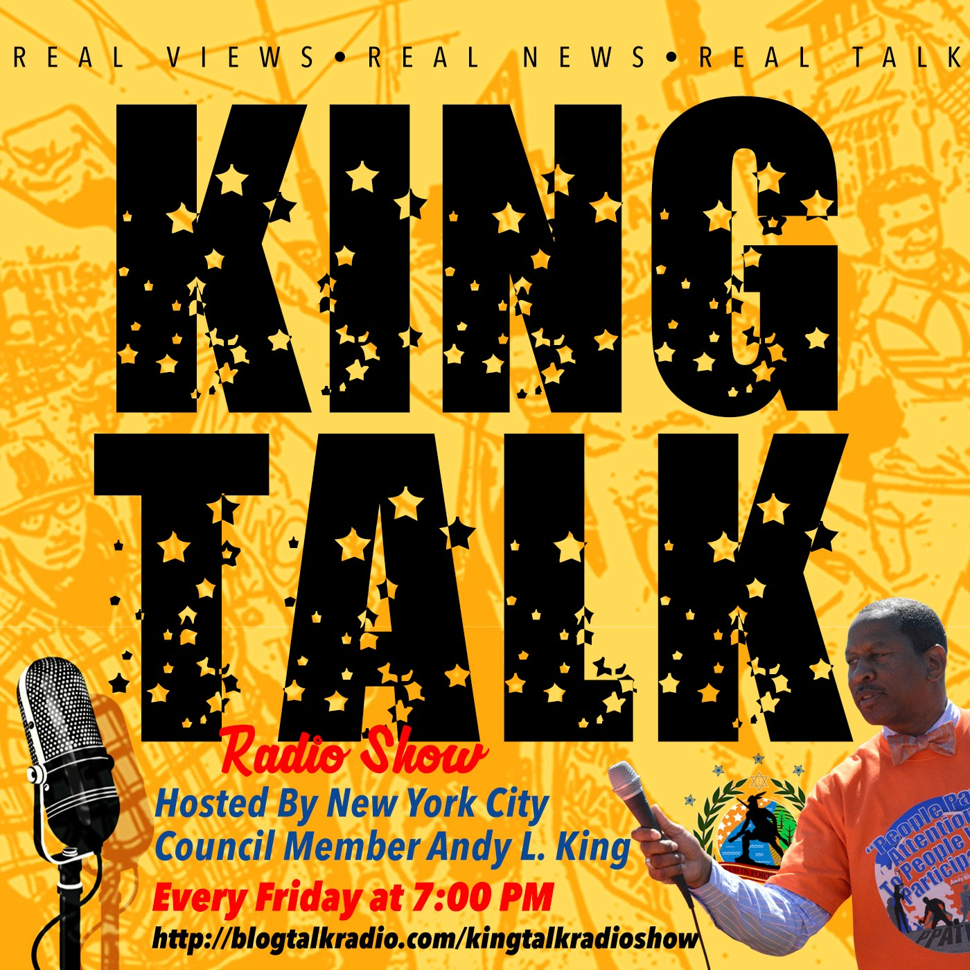 KING TALK RADIO SHOW