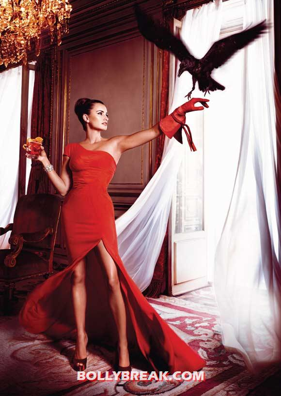 Penelope Cruz for Campari - (8) - Penelope Cruz sexy Campari Calendar
