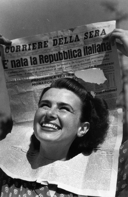 Viadana a 5 stelle 2 giugno festa della repubblica italiana for Repubblica parlamentare italiana