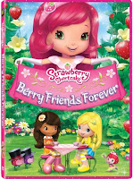 Strawberry Shortcake: Berry Friends Forever (2013) online y gratis