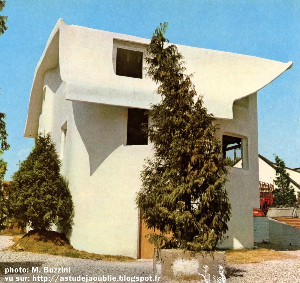 calanque 2000 maison en platre 1971 jean balladur