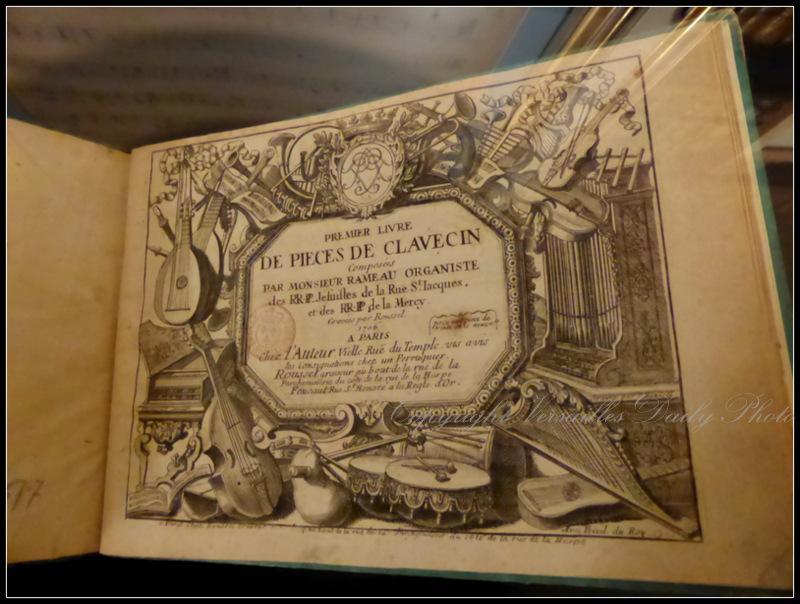 Pièces de Clavecin Rameau