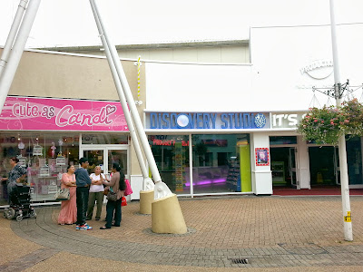 Butlins holiday, Butlins Bognor Regis, Butlins shopping