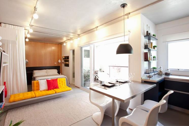 decoracao de apartamentos pequenos de baixo custo:Shely Bianchi: Decoração criativa
