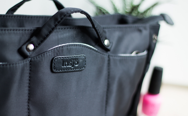 Fashion Attacks Insjö bagINbag what's in my bag