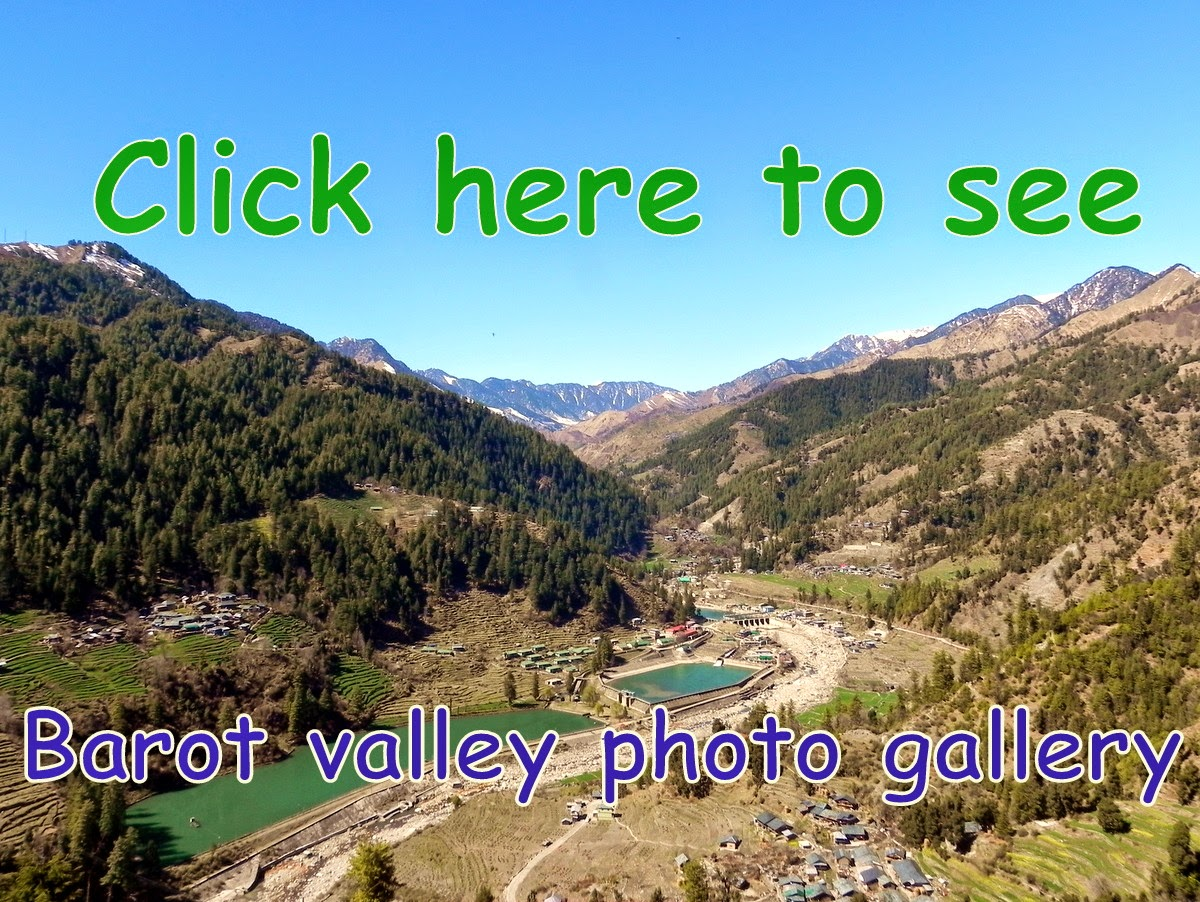 Barot valley photos
