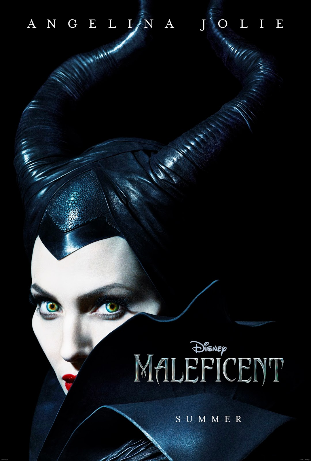 A New Dawnn Disneys MALEFICENT In Theaters May 30 2014