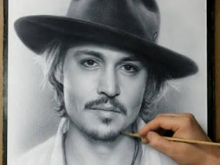 Portrait drawing is a great way to develop your observation skills and