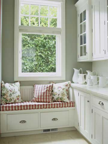 Window Decorating Ideas on Modern Furniture  Window Seat Design Ideas 2012