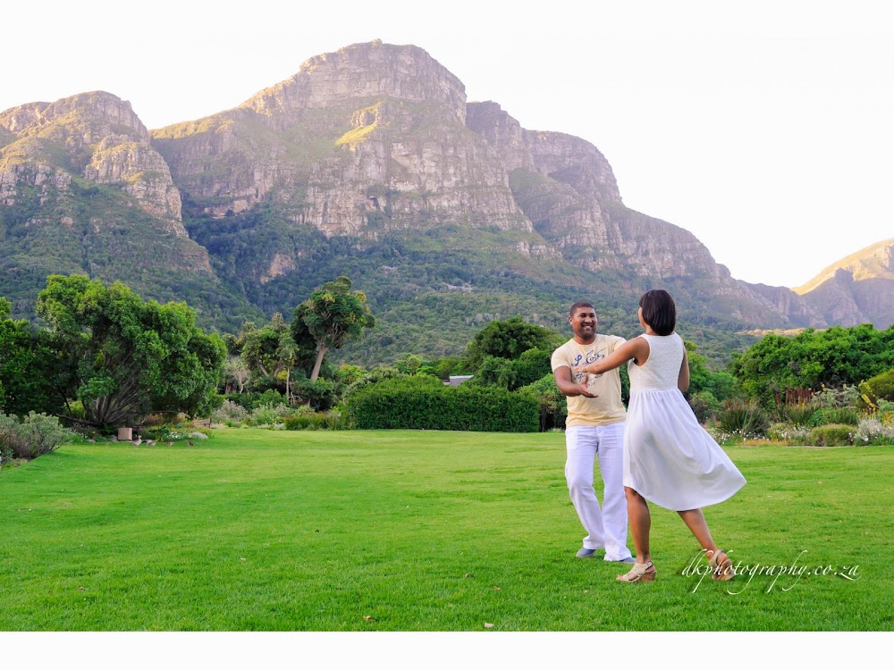 DK Photography Slideshow-06 Rochelle & Enrico's Engagement Shoot in Kirstenbosch Botanical Garden & Llandudno Beach  Cape Town Wedding photographer