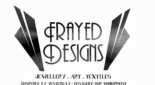 Frayed Design Diaries