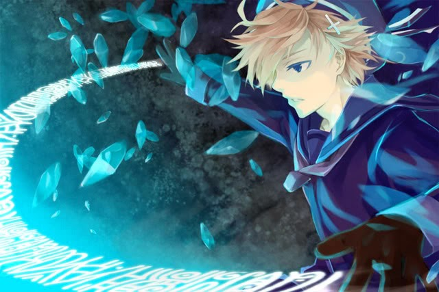 """A """"Game"""" of Life or Death: Reb00t - Discussion  Anime-magic-boy"""