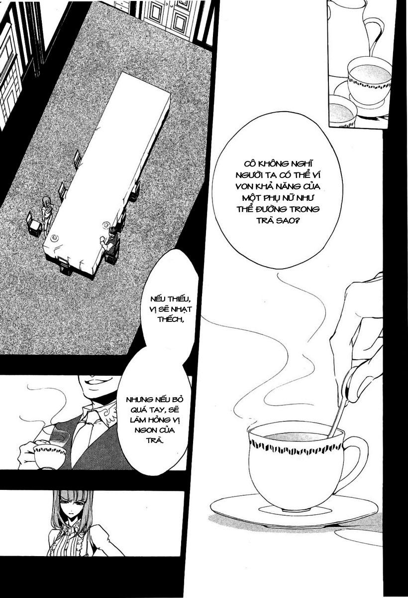 Umineko no Naku Koro ni Episode 3: Banquet of the Golden Witch chap 2 - Trang 5
