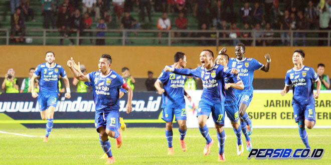 Video Gol Persib vs Persipura 5-3 (2-2) Final ISL 2014 #PersibJuara