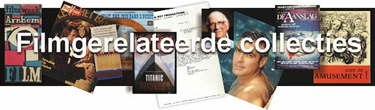 Filmgerelateerde collecties