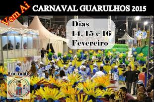 CD CARNAVAL GUARULHOS 2015