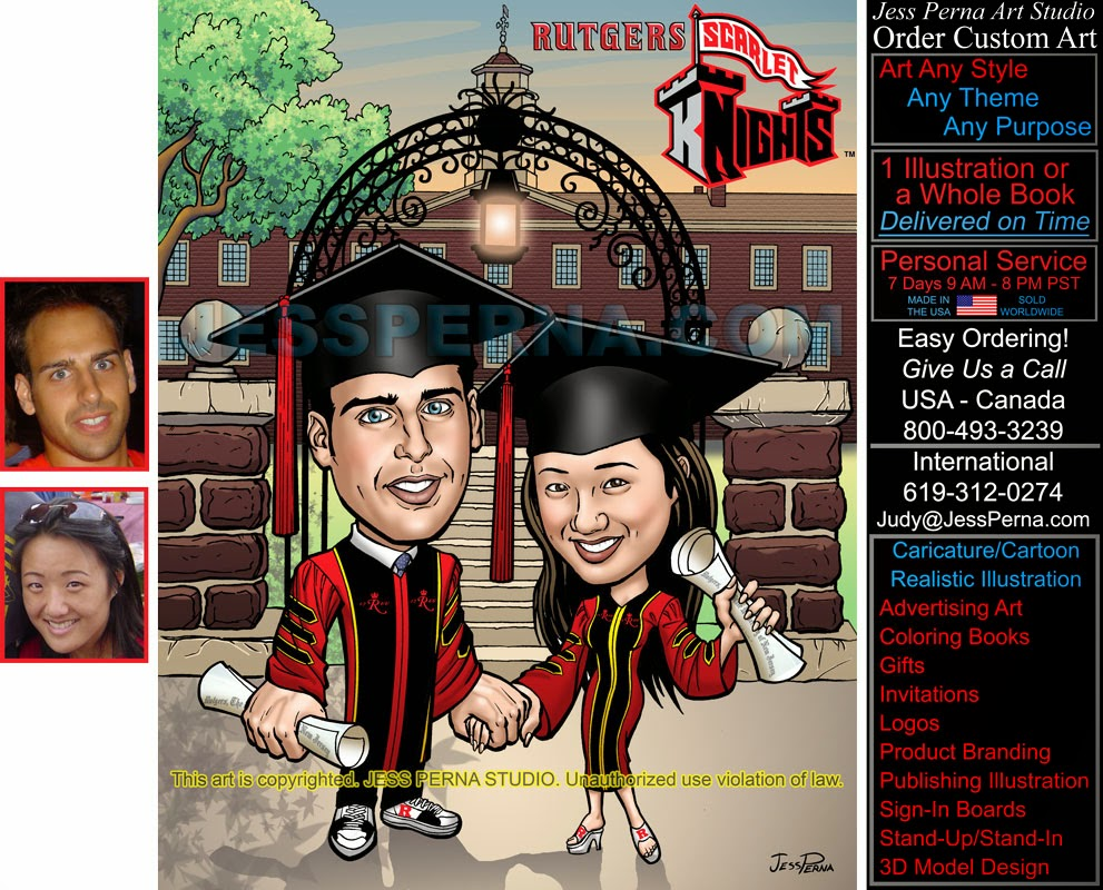 how to select for a caricature or cartoon how to order
