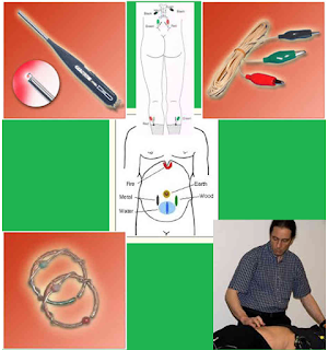 Curso acupuntura Matsumoto por Andy Harrop