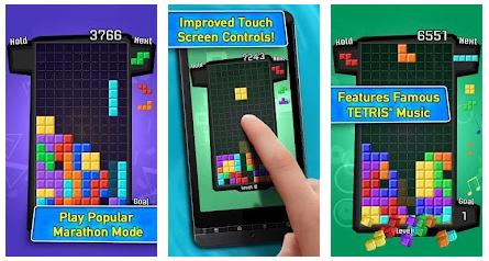 Tetris: El juego para tu telefono Android Gratis