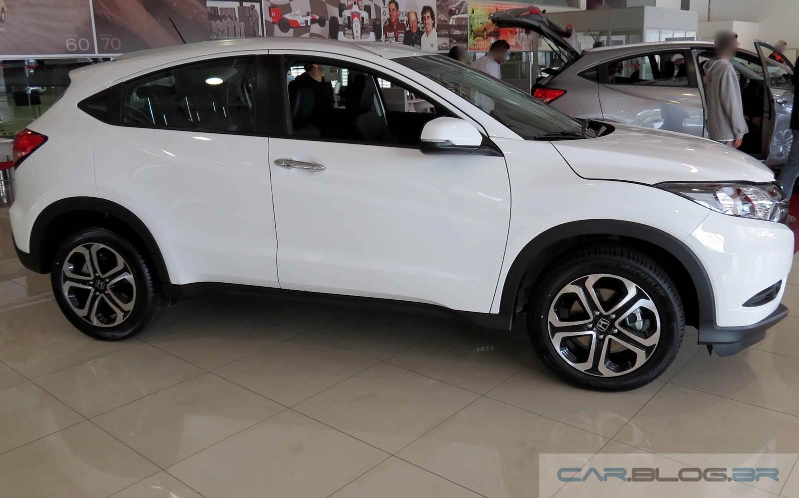 Honda HR-V Branco EX-L